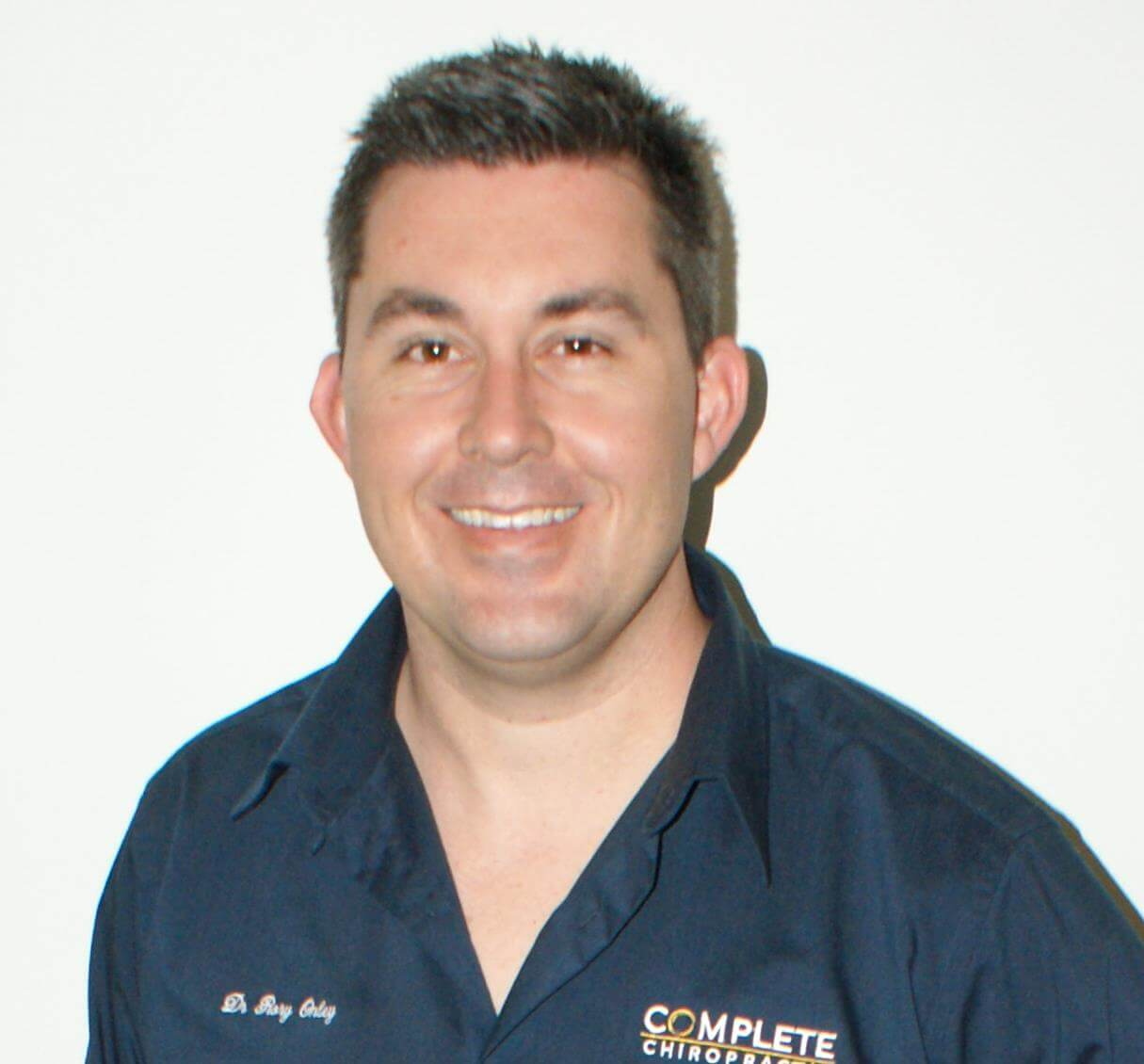Chiropractor Adelaide - Rory Onley - Complete Chiropractic